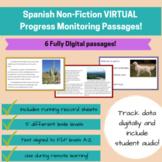 Non Fiction: Spanish Reading Progress Monitoring   Registro de Lectura Español