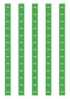 Non Fiction Spine Labels: Social Sciences - Avery A4 L7651