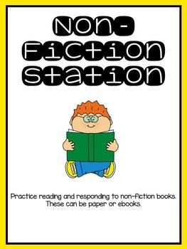 Non-Fiction Station