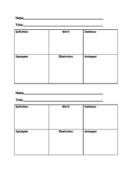 Non Fiction Station Sheets Free