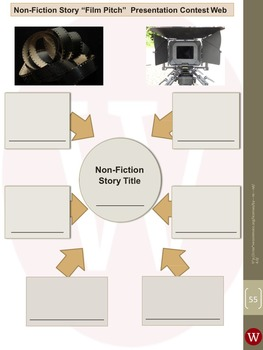 "Non-Fiction Story ""Film Pitch"" Presentation"