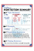 Non-Fiction Summary Anchor Chart