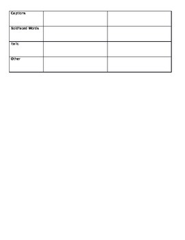 Non Fiction Summary and Rubric