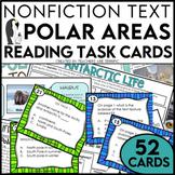 Polar Regions Nonfiction Task Cards