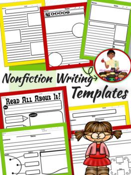 NonFiction Writing Templates