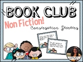 Non Fiction Text Book Club Conversation Starters