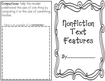 Non-Fiction Text Booklet