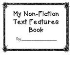 Non Fiction Text Feature Booklet