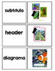 Non-Fiction Text Feature Cards *Spanish*