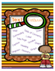 Text Features Hunt and Anchor Chart RI 3.5