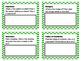 NonFiction Text Feature Task Cards