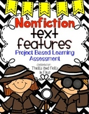 Non Fiction Text Feature Unit