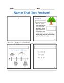 Non-Fiction Text Features