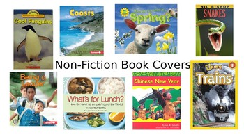 Non Fiction Text Features