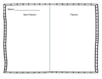 Non-Fiction Text Features Activities