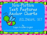 BILINGUAL BUNDLE: Non-Fiction Text Features Anchor Charts