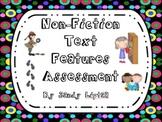 Non-Fiction Text Features Assessment