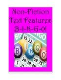 Non-Fiction Text Features BINGO
