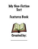 Non Fiction Text Features Book