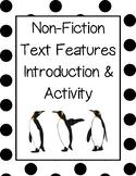 Non-Fiction Text Features Hunt