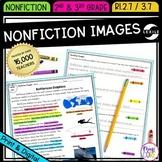 Nonfiction Text Features: Images - RI.2.7 & RI.3.7 - Print & Digital RI2.7 RI3.7