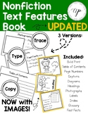 Nonfiction Text Features Interactive Board & Student Book-
