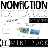 Non Fiction Text Features Mini Book