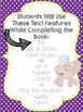 Non Fiction Text Features- Mini Elephant Research Book