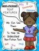 Non-Fiction {Text Features} Mini Posters for the Primary Classroom
