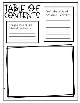 Non-Fiction Text Features Passport (Digital & PDF Activities)