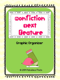 Non-Fiction Text Features Poster / Graphic Organizer