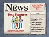 Non-Fiction Text Features Powerpoint