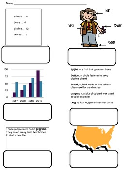 Nonfiction/Text&-Graphic Features - Lessons - Tes Teach