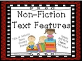 Text Features - Non Fiction