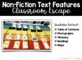 Non-Fiction Text Features Review