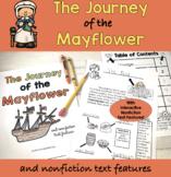 Pilgrims' Journey on the Mayflower:  Nonfiction Text Features