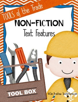 Non-Fiction Text Features Tool Kit for Reading Success ~ C