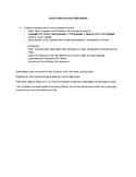 4th Grade Curriculum Night agenda for parents