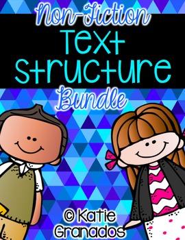 Non-Fiction Text Structure Bundle