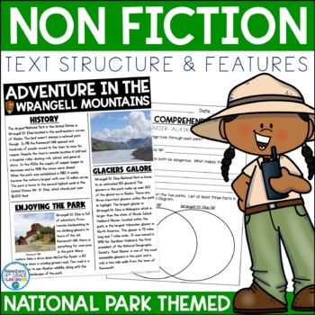 Non-Fiction Text Structure and Text Features
