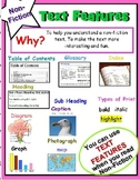 Non-Fiction Text Visual or Poster-Common Core