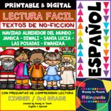 Non-Fiction Texts in Spanish - Christmas/Hannukah/Diwali/Kwanzaa/ Others