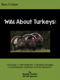 Non Fiction: Wild About Turkeys!