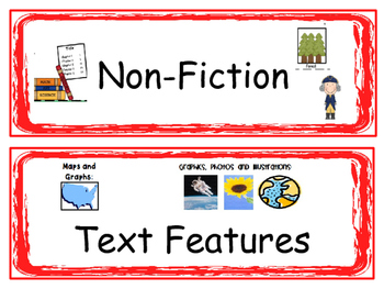Non Fiction Word Wall