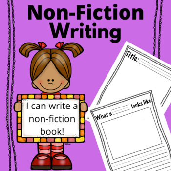 Non-Fiction Writing