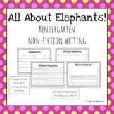 Non-Fiction Writing: Elephants!