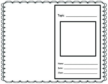Non-Fiction Writing Packet