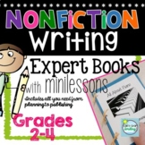 Nonfiction Writing Expert Books 2nd Grade  ~ Informational unit with Minilessons