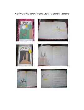 Non-Fiction Writing Unit w/Parent Memory Piece & Celebration Ideas