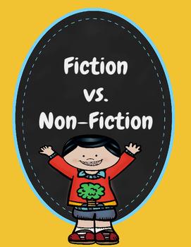 Non-Fiction and Fiction